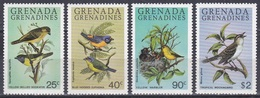 Grenada Grenadinen Grenadines 1980 Tiere Fauna Animals Vögel Birds Oiseaux Aves Uccelli Spottdrossel, Mi. 385-8 ** - Grenade (1974-...)