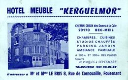 [29] Finistère > Beg Mei  / LHOTEL  KERGUELMOR    / LOT  703 - Beg Meil