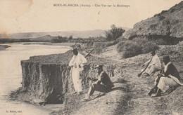 8-8------maroc---moul El Bacha Une Vue Sur La Moulouya - Maroc