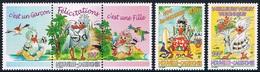 Nouvelle-Calédonie - Timbre De Souhaits 834/836 (année 2000) ** - Nouvelle-Calédonie