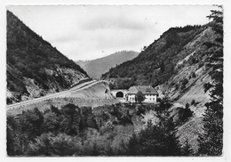BUSSANG - N° 330a - LE COL DE BUSSANG - CPSM GF  VOYAGEE - Bussang