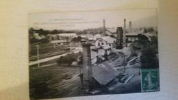 B4/LAVAVEIX-LES-MINES-puits Sainte Barbe Et La Gare - Andere Gemeenten