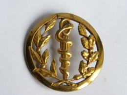 Insigne De Beret - Service Santé - Autres