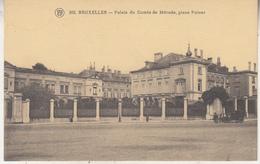 Bruxelles - Palais Du Comte De Mérode, Place Polaer - Cliché Walschaerts N° 303 - Bruxelles-ville