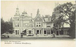 BOITSFORT - Bruxelles - Château Montfleury - Watermael-Boitsfort - Watermaal-Bosvoorde