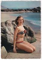 PIN-UP - CARTOLINA VIAGGIATA 27 - VIII - 1956 - FINALE LIGURE (SV) - Pin-Ups