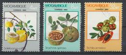 °°° MOZAMBIQUE MOZAMBICO - Y&T N°880/81/83 - 1982 °°° - Mozambique