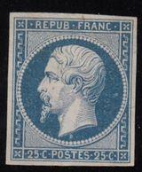 France 1852,25c / YV №10 NO GUM - 1849-1850 Ceres