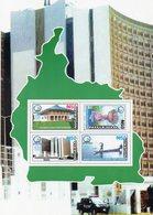 2018  NIGERIA - Fishing, Architecture, Automobile - Nigeria (1961-...)