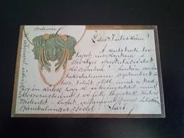 Hungary B R W  443  1906 Old Postcard - Hongrie