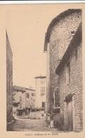 CPA 84 SAULT  CHATEAU DU XI SIECLE - France