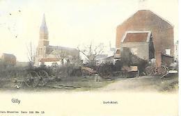 CPA /PK /  AK  - GILLY  Sart-Allet - Charleroi