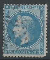 Lot N°47201  Variété/n°29B, Oblit GC, Fleuron NORD EST - 1863-1870 Napoleon III With Laurels