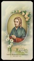 Santa Bernadette Soubirous - (Francia - Primi '900) - Santini