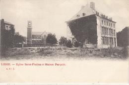 Liège - Eglise Saint-Pholien Et Maison Parquin - A.H., J. - Liege