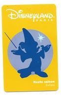 Passeport Disney Haute Saison Enfant  23 05 98 - France