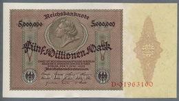 P90 Ro88 DEU-100. 5 Million  Mark 01.06.1923 UNC NEUF! - [ 3] 1918-1933 : République De Weimar