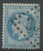 Lot N°47204  N°29A, Oblit GC - 1863-1870 Napoleon III With Laurels