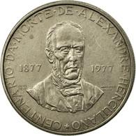 Monnaie, Portugal, 5 Escudos, 1977, Lisbonne, TTB, Copper-nickel, KM:606 - Portugal