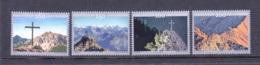 8.- LIECHTENSTEIN 2018 SUMMIT CROSSES - MOUNTAINS - Liechtenstein