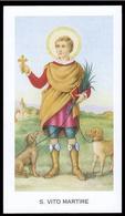 San Vito Martire - Santini