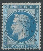 Lot N°47208  N°29A, Oblit étoile De PARIS - 1863-1870 Napoleon III With Laurels