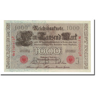 Billet, Allemagne, 1000 Mark, 1910-04-21, KM:44b, SPL - [ 2] 1871-1918 : German Empire