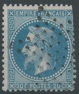 Lot N°47209  N°29A, Oblit étoile Pleine De PARIS - 1863-1870 Napoleon III With Laurels