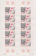 TAAF 1986 IAGO 1v  Sheetlet (unfolded) ** Mnh (TA212) - Ongebruikt