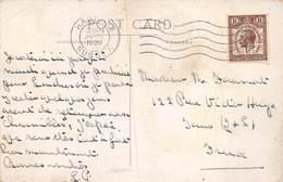 PIE.T-19-2006 : TIMBRE  POSTAL UNION CONGRESS LONDON 1929 SUR CARTE-POSTALES  HASTINGS - Postmark Collection