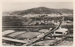 CPA GIBRALTAR ROAD TO SPAIN  STADE DE FOOT-BALL - Gibraltar