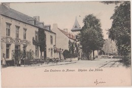 WEPION.. NAMUR ) 1904   HOTEL  DENISON.PERY-BONNY - Altri