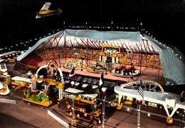 Spectacle > Cirque MAQUETTE   REALISEE  PAR  MAURICE  MASVIGNIER /LA SOUTERRAINE  / LOT 703 - Cirque