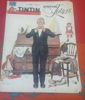 Journal De Tintin N°685 Décembre 1961 Spécial Jouets D'hier Et D'Aujourd'hui - Tintin