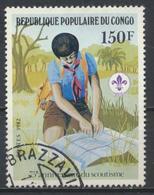 °°° REPUBBLICA DEL CONGO - Y&T N°664 - 1982 °°° - Congo - Brazzaville