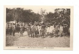 CONGO 079 LOANGO Les Ateliers De La Mission Cloche Sur Piloti - French Congo - Other