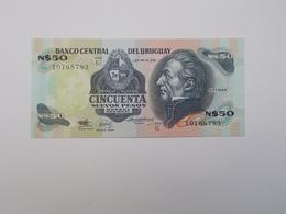 BILLET NEUF DE  50 NUEVOS PESOS - Uruguay