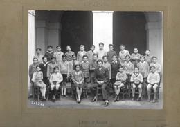 Algerie, Alger, Lycee D Alger, 1932 / 1933, Photo Tourte Et Petitin       (etat Voir Photos) - Lieux