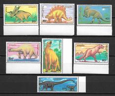 Mongolia  1990 Prehistoric Animals   MNH - Mongolie