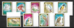 "Mongolia 1991 International Stamp Exhibition ""STAMP WORLD LONDON '90"" - London, England - Birds  MNH - Mongolie"