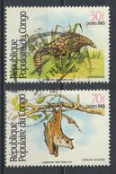 °°° REPUBBLICA DEL CONGO - Y&T N°711A/B - 1983 °°° - Congo - Brazzaville