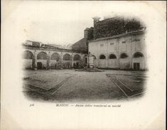 Campagne DUGUAY-TROUIN 1902-1903 - Expédition - MAHON - BALEARES - ESPAGNE - Cloitre - Menorca