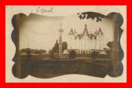 Ouveillan * Carte Photo De Du Chateau Le Terral De 1908 - France