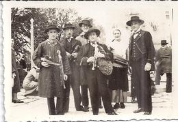 AIX LES BAINS  13.14 JUIN 1936 -DEPLACEMENT DES CHANTEURS DANSEURS  LIMOUSINS POUR FETE FOLKLORIQUE - Plaatsen