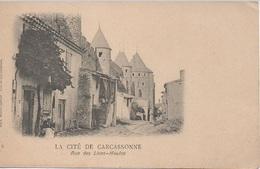 Rue Des Lices-Hautes. - Carcassonne