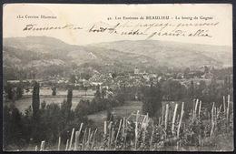 """""""La Corrèze Illustrée""""  42.Les Environs De BEAULIEU - Le Bourg De Gagnac - Autres Communes"""