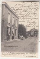 Stockay - L' Imprimerie - Animé - 1901 - Edit. E. Lemye Havelange - Saint-Georges-sur-Meuse