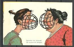 ESTLAND Estonia Ca 1925 Post Card Humor - Humor