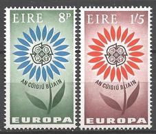 EUROPA - CEPT 1964 - Irlande - 2 Val Neuf // Mnh - Europa-CEPT