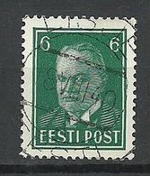 Estland Estonia 1940 O LISJE Michel 157 - Estonie